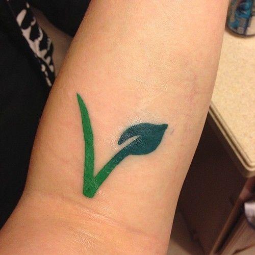 Vegan Tattoo, Vegans