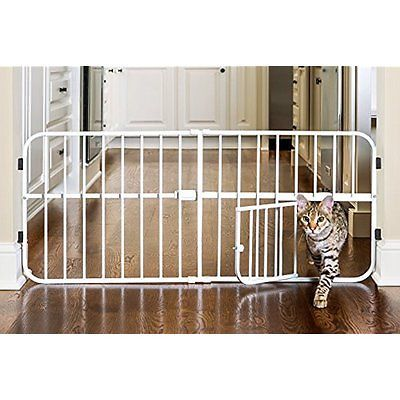 Dog Door Baby Gate