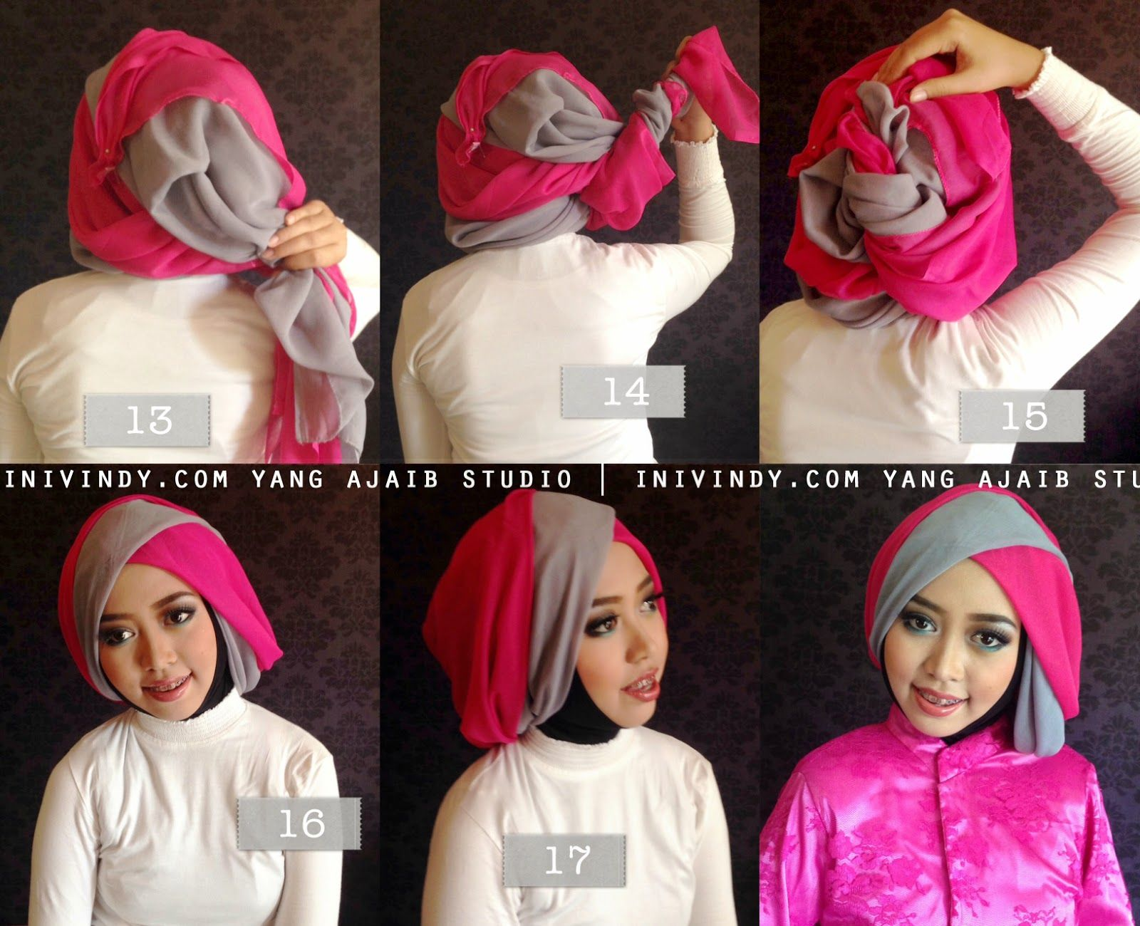Tutorial Makeup Pesta Hijab Mugeek Vidalondon