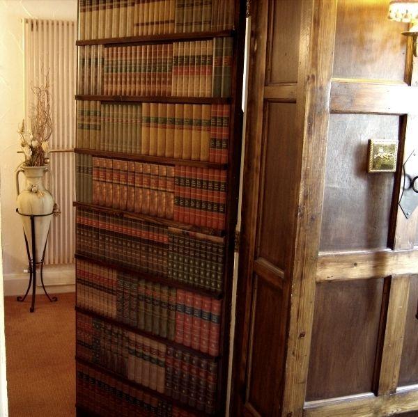 17 Best images about Bookcase Door on Pinterest | Bookcase door, Bath  cabinets and Hidden door hinges