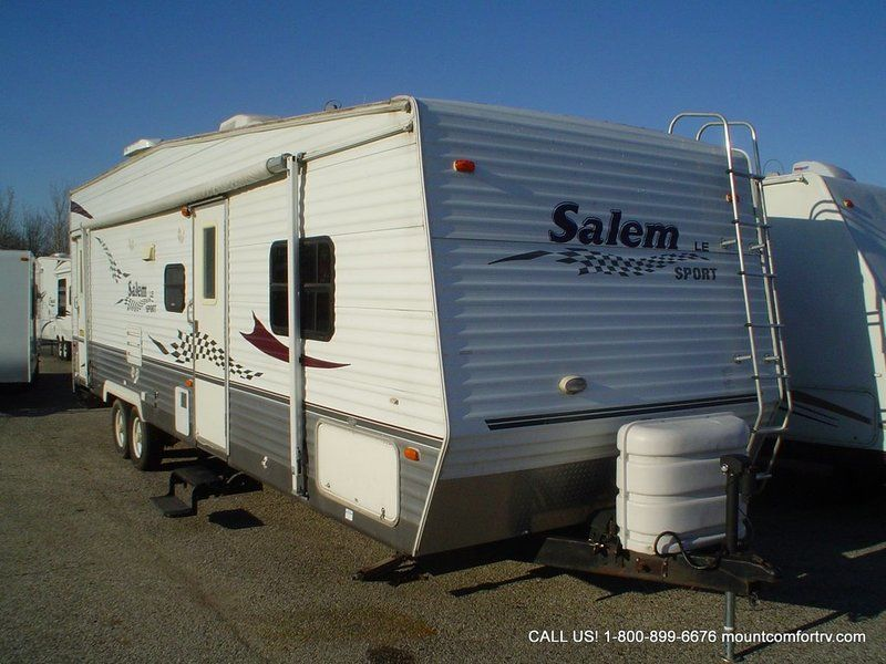 2006 Forest River 29fbsrv Stock 9311b Mount Comfort Rv Toy