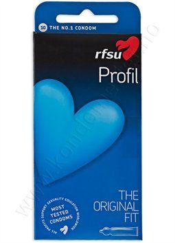 Profil kondomer 10pk