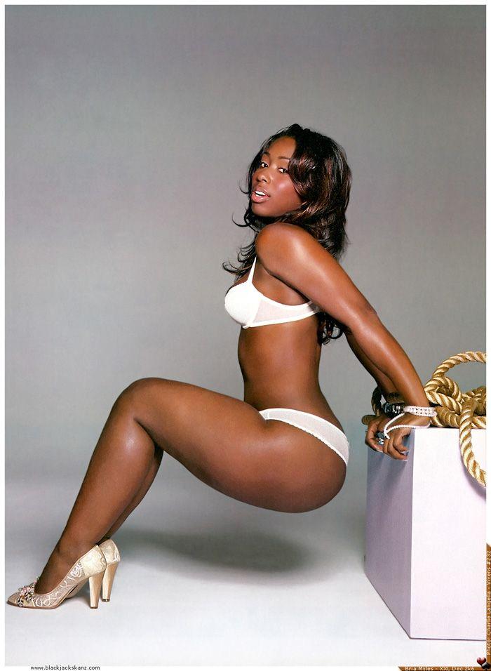 Interracial brunette anal