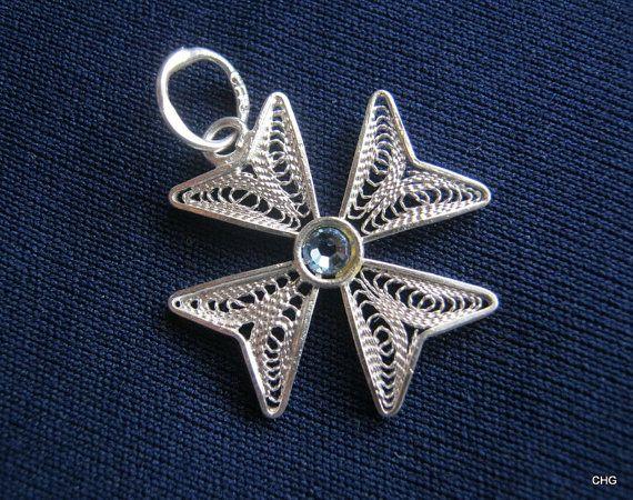 Pin By Trulyfiligree On Filigree Handmade In Malta Filigree Jewelry Filigree Pendant Cross Jewelry