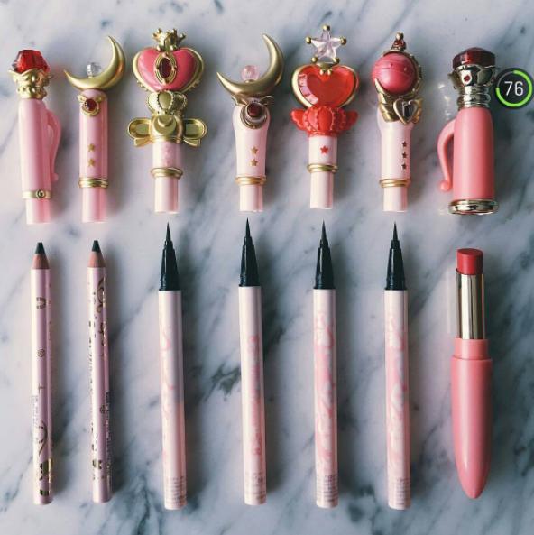Die New Sailor Moon Lidschatten-Palette ist nicht von dieser Welt
