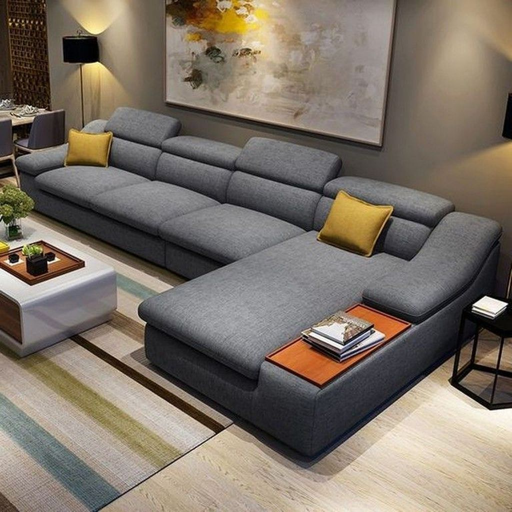 Awesome 50 Popular Sofa Living Room Furniture Design Ideas Modern Sofa Living Room Living Room Sofa Set Furniture Design Living Room