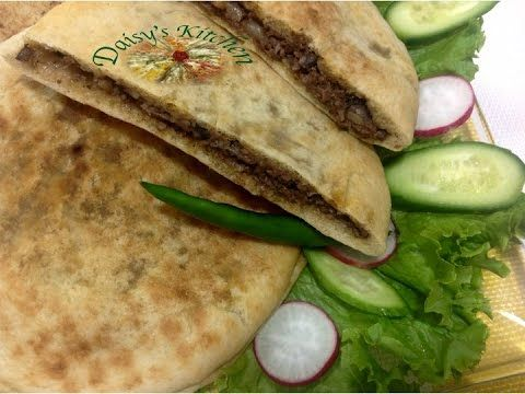 Homemade Vegan Hawashi Egyptian Food Vegetarian Recipes Food
