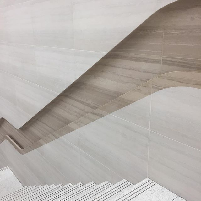 Stair Detailing At Foster Partners Revamped Regent Street Apple