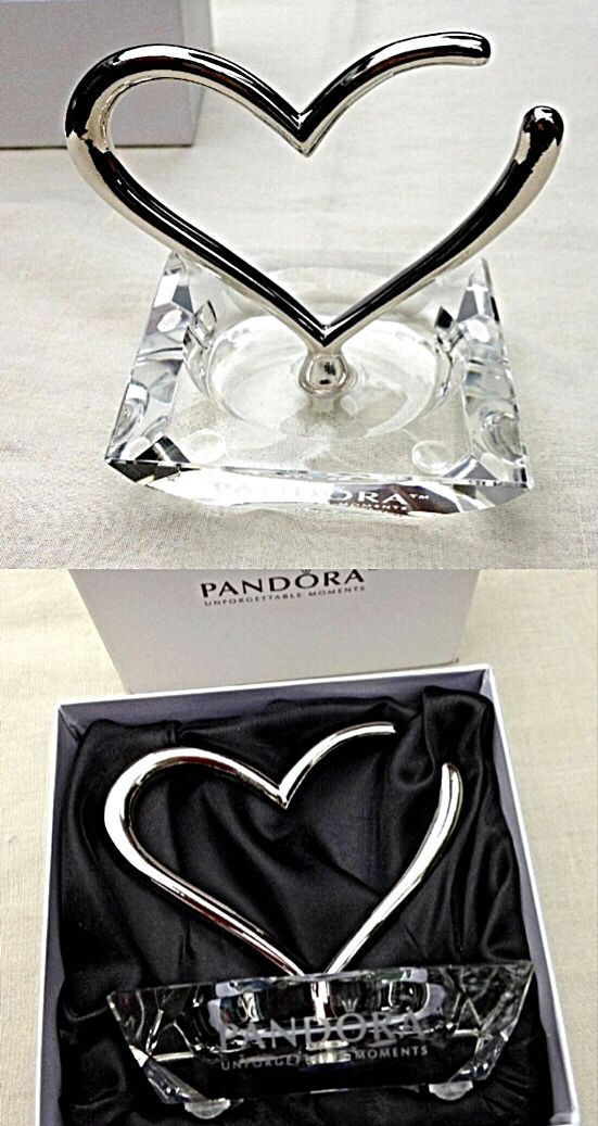 Heart Shaped Jewelry Holder Pandora Heart Shaped Jewelry Pandora Jewelry Contemporary Jewelry