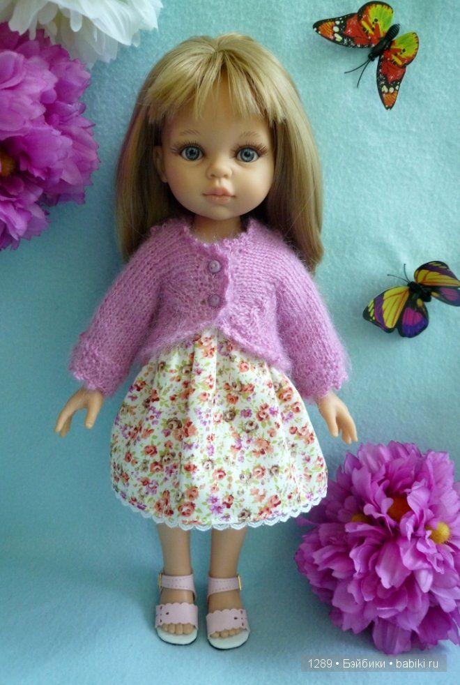 Кофточку для куклы своими руками 361