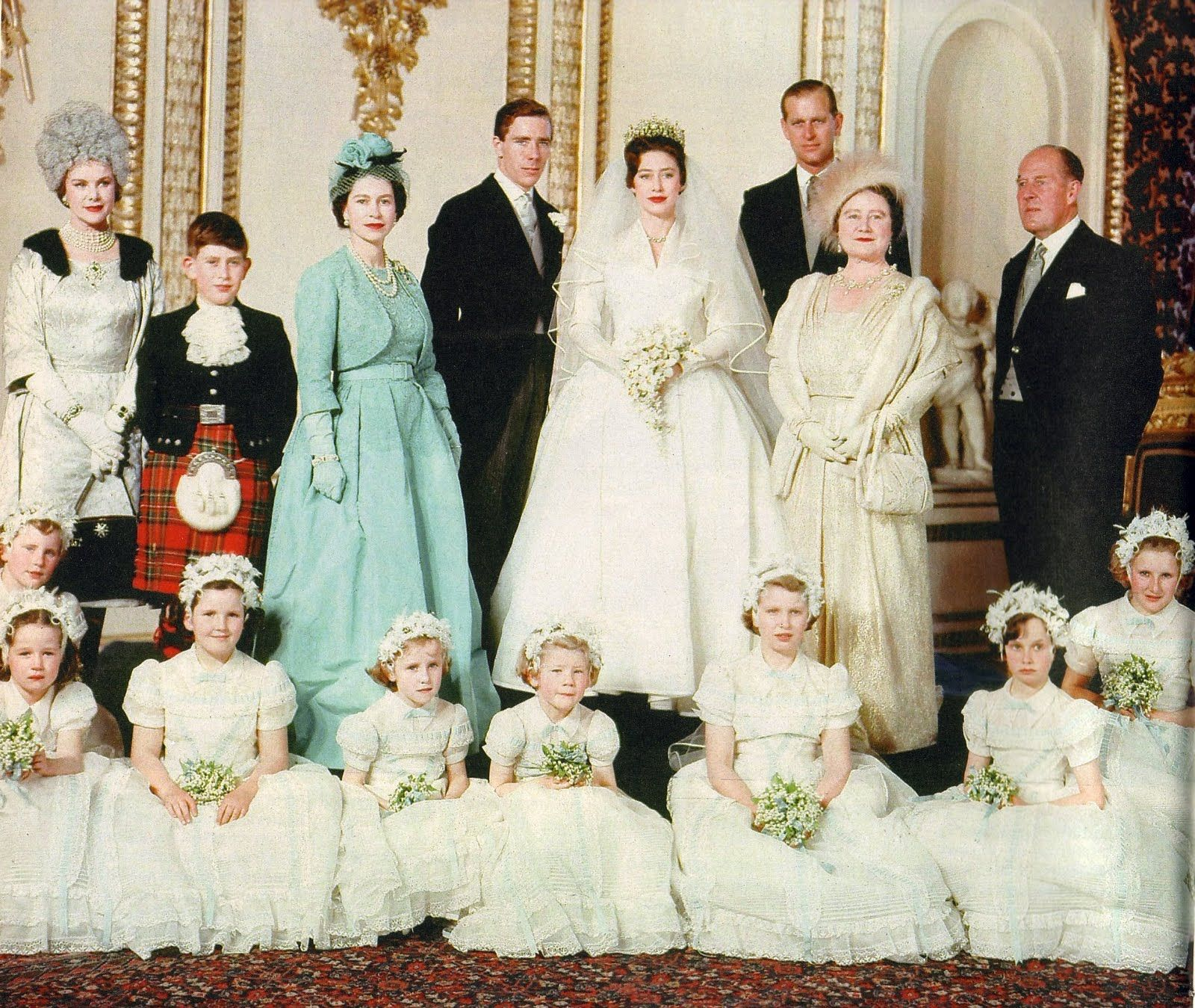 Princess Margaret and Antony ArmstrongJones married 6 May