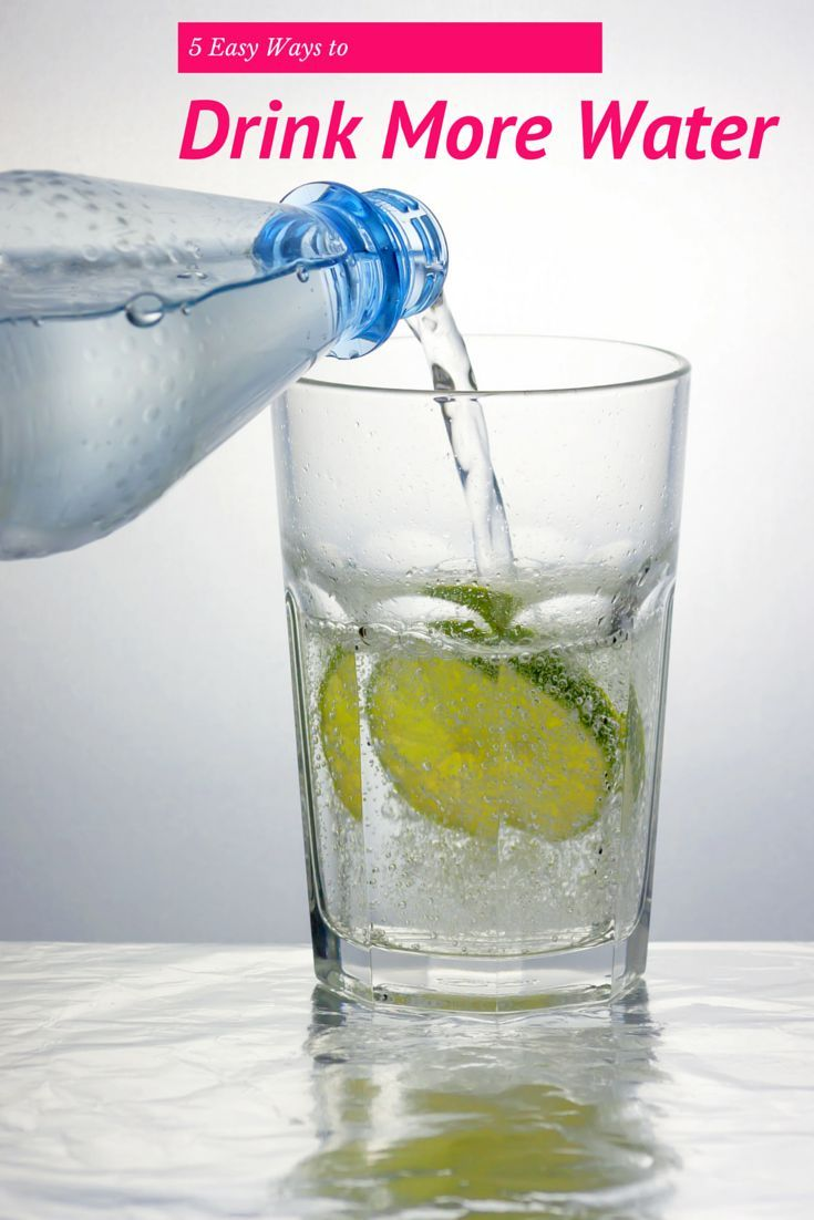 5 easy ways to drink more water healthy lifestyle how