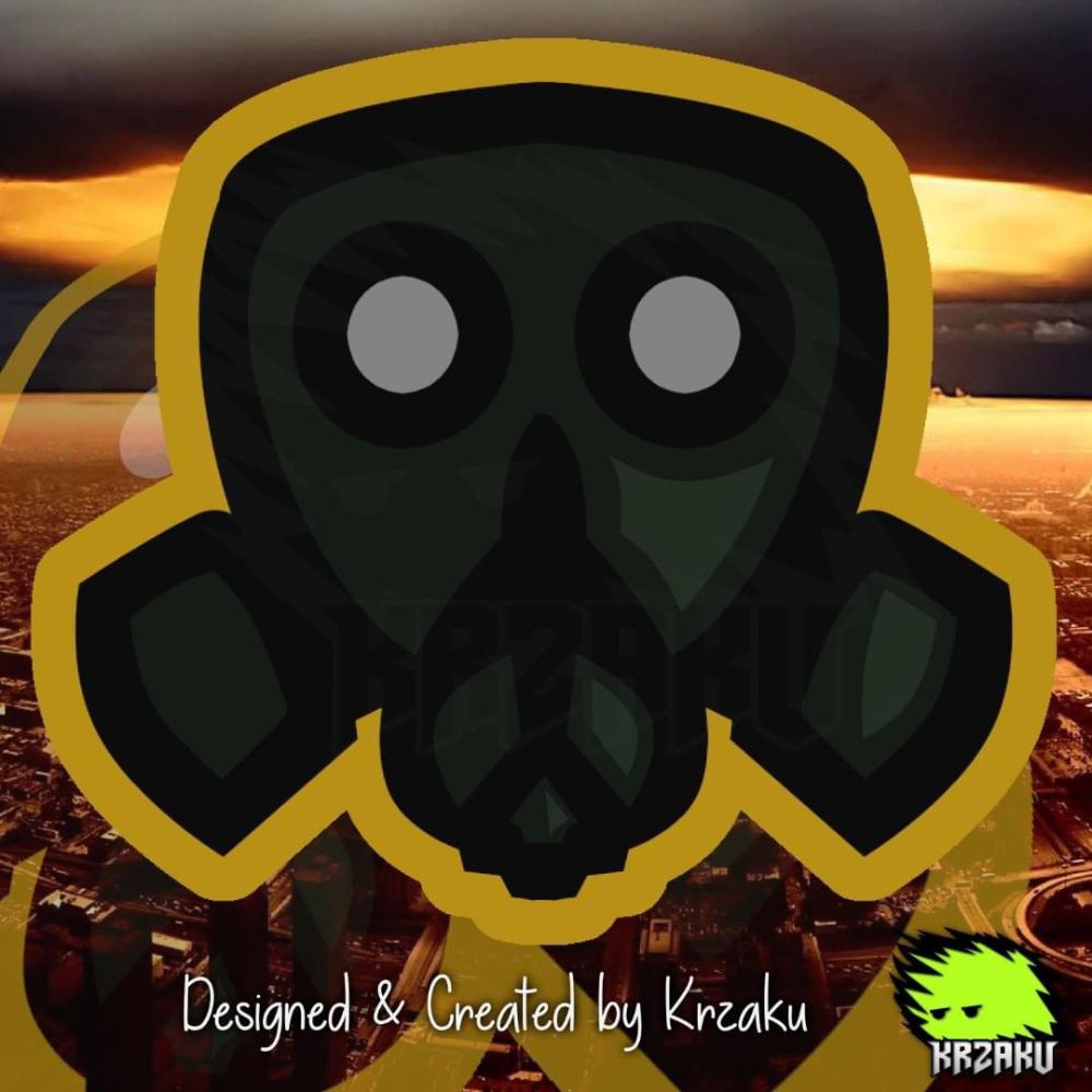 Logo Gas Mask On Behance