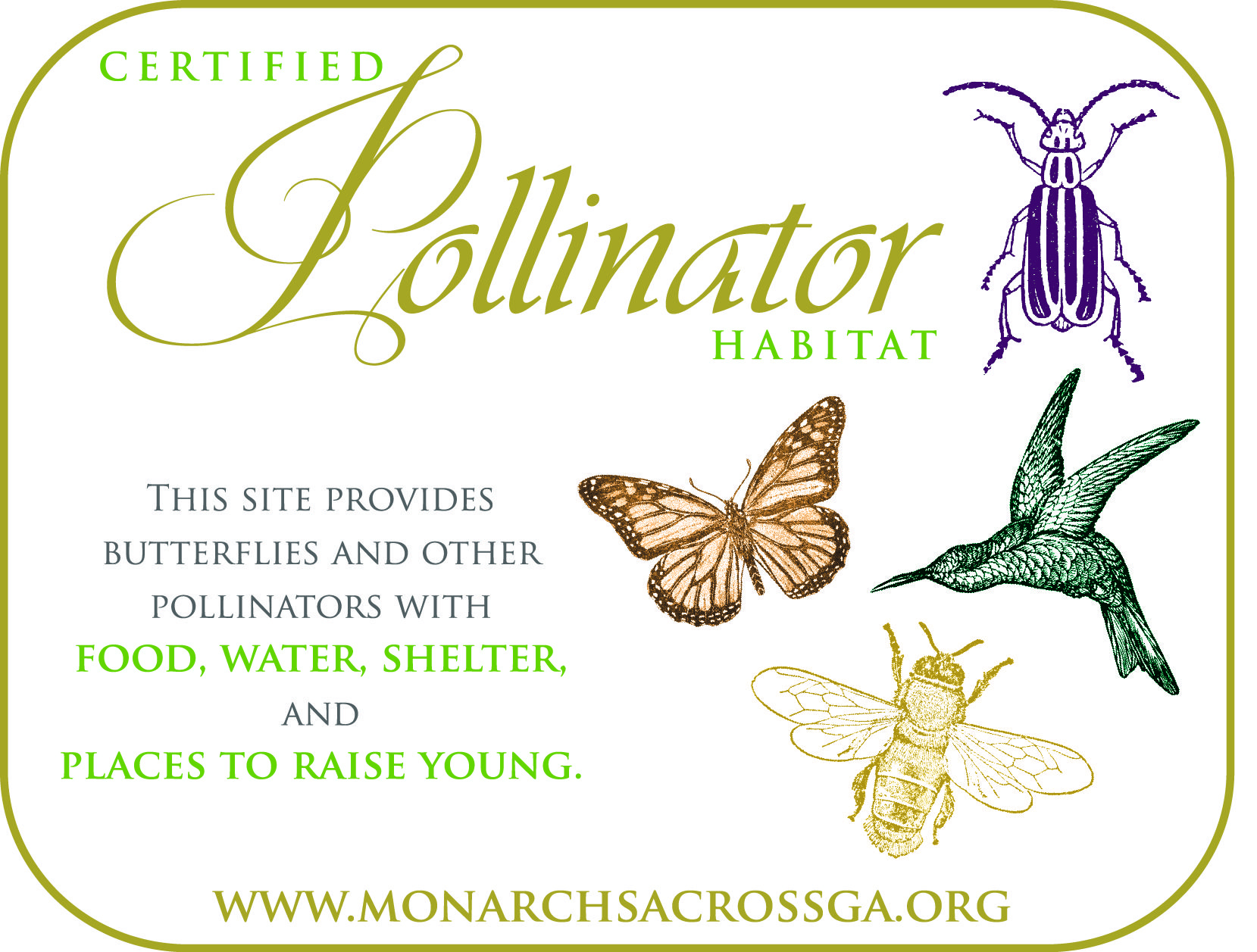 Links To Lists Of Host Plants For Georgia Butterflies And Moths