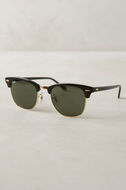 c131d5fa294d7 Ray-Ban Clubmaster Sunglasses - anthropologie.com