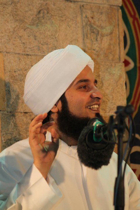Habib Ali Zain al-`Abideen al-Jifri (Arabic: الحبيب علي زين العابدين الجفري‎; born April 16, 1971) is an Islamic scholar from Hadhramaut, Yemen of the Shafi'i school of Fiqh, and the Ashari school of Aqida.