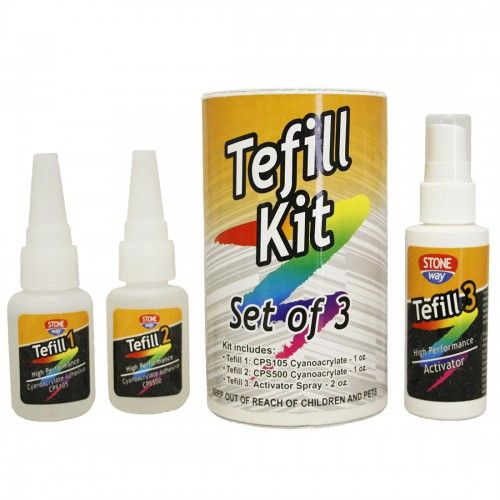 Pits Chips Marble And Granite Repair Kit Clear Gel Concrete