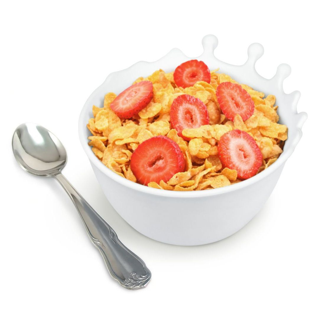 Soft, Flexible And Unbreakable Cereal Bowl