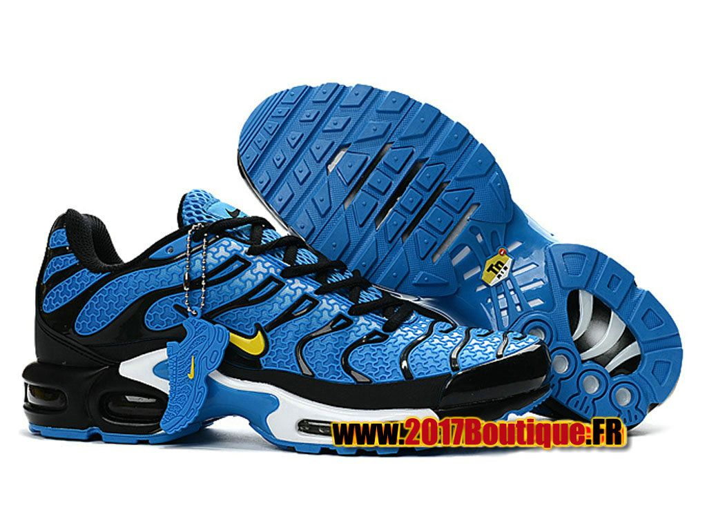 Nike Air Max Tn/Tuned Requin 2017 Chaussures Nike Baskets Pas Cher ...