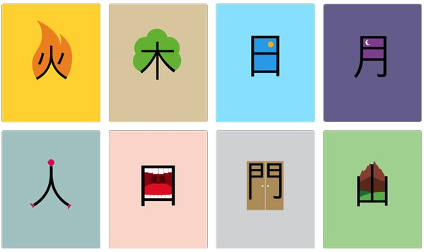 This is from a book called Chineasy that I bought at Barnes & Noble. It's very very cute!!!
