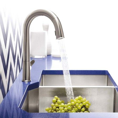 Touchless Kitchen Sink Tap, One Lever