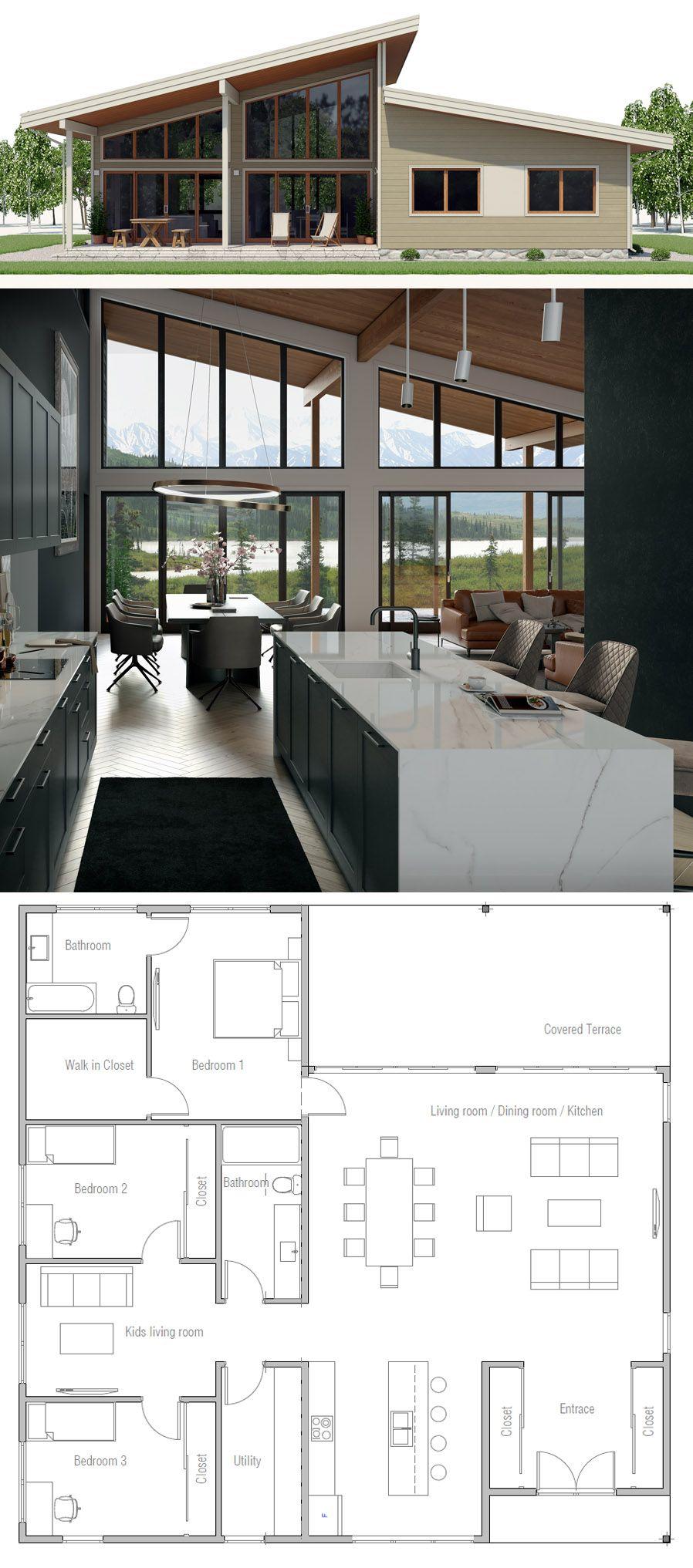 Small house plan home homeplans houseplans adhouseplans floorplans also rh pinterest