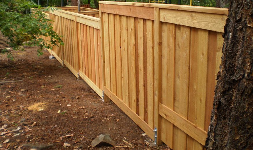 50 Awesome Wood Fence Designs And Ideas Images Wood Fence