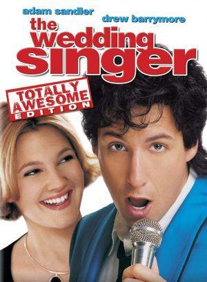 The Wedding Singer Adam Sandler And Drew Barrymore