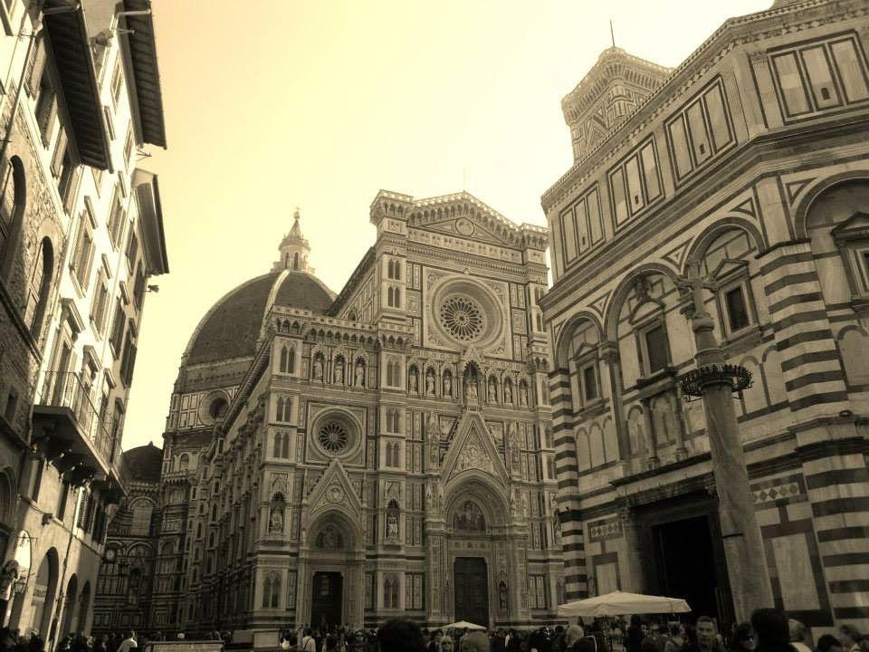 Muzzarella ai fornelli: Street food Firenze - Pisa