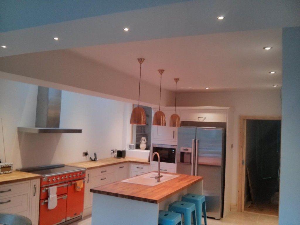 Atemberaubende Küche, Essraum Beleuchtung Küchen Wenn Sie denken ...