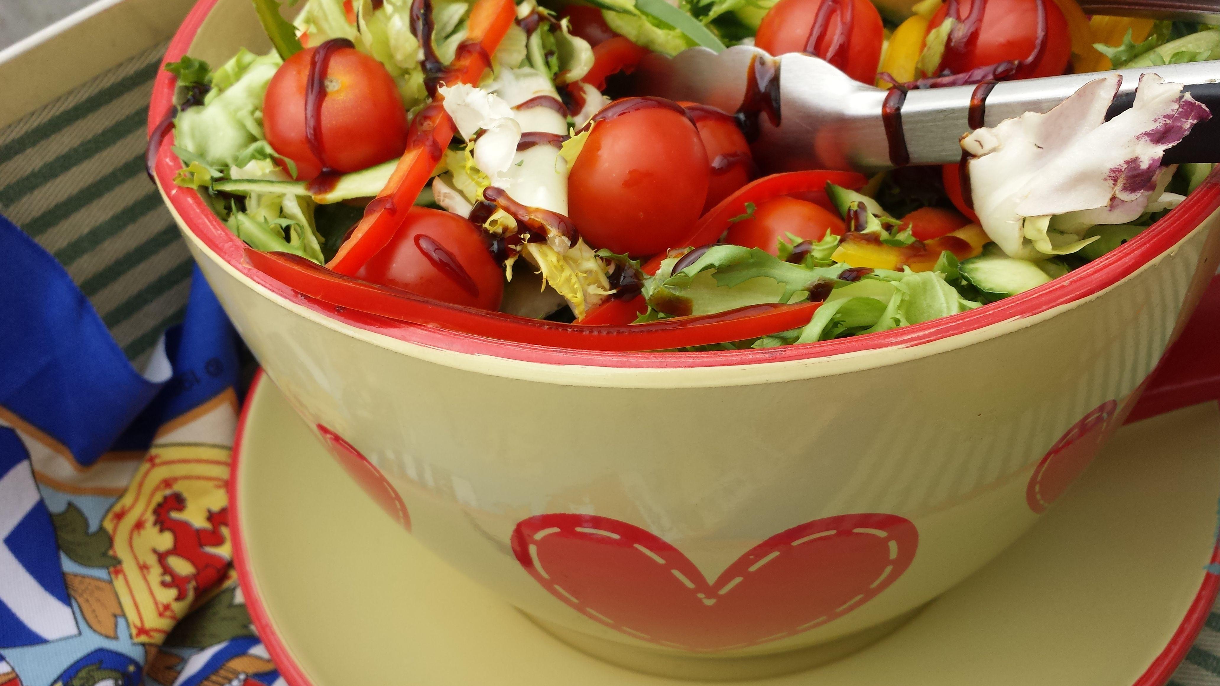 Salad...Mmmmm