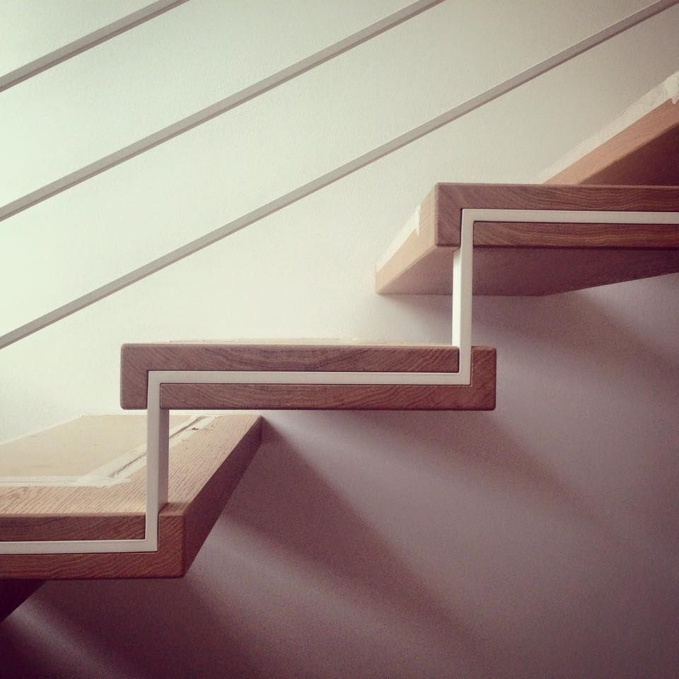 33 Staircase Designs Enriching Modern Interiors With: Pin By Decor Aid On Stair Inspiration