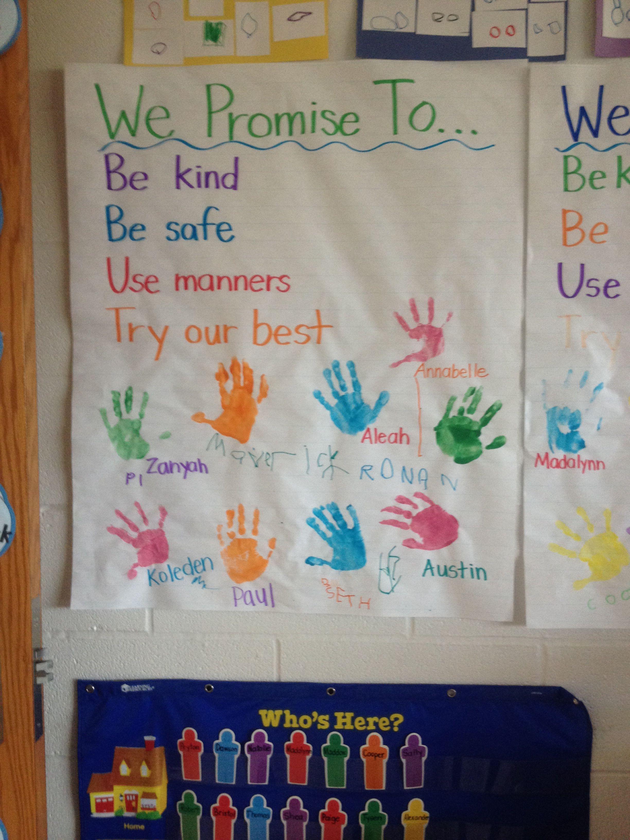 Classroom Pledge Ideas : Classroom pledge teaching ideas for my future