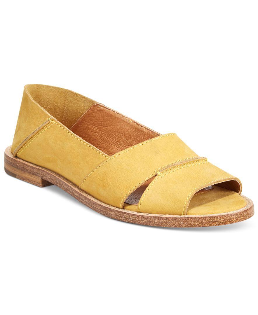Kelsi Dagger Samantha Flat Sandals