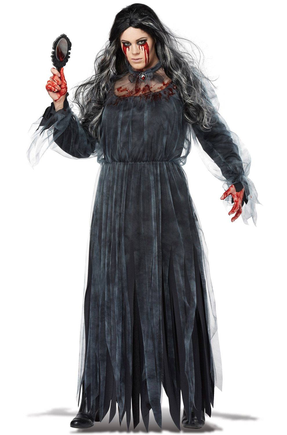 682af08fef0f2 Bloody Mary Plus Size Costume | Become Another Person | Plus size ...