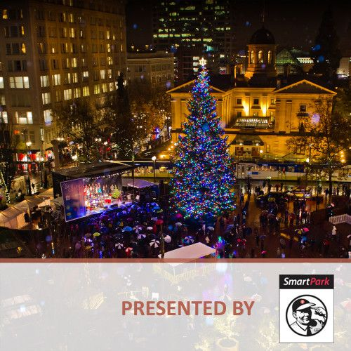 Pioneer Courthouse Square Tree Lighting Event Event Calendar