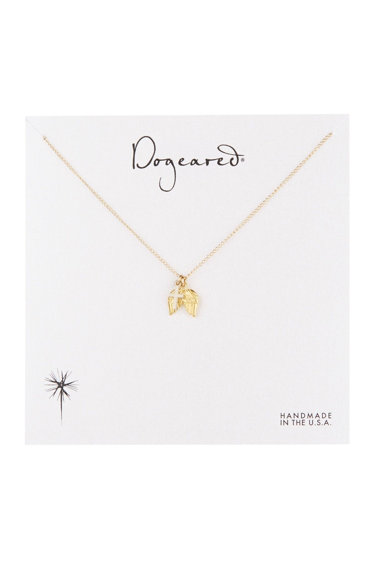 Dogeared Believe With All Your Soul Necklace On Hautelook