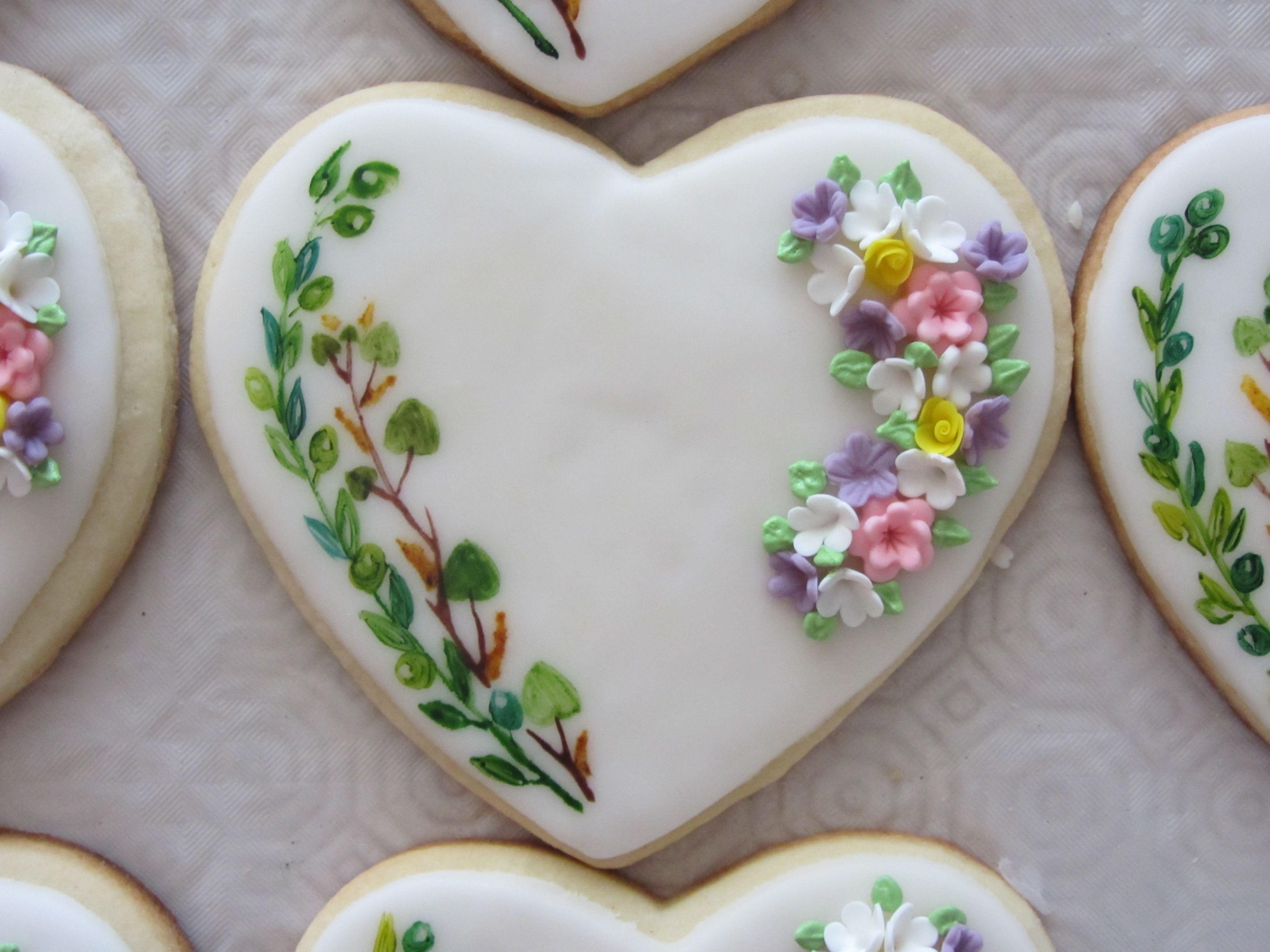 Bomboniere Matrimonio Pasta Di Zucchero.Biscotti Decorati In Pasta Di Zucchero Per Bomboniere Da