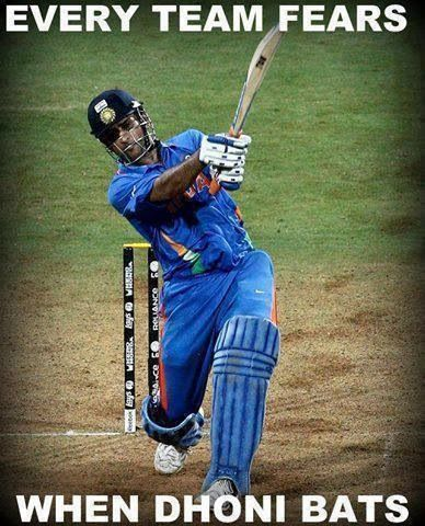 Dhoni Favourite Shot 2011 Cricket World Cup Cricket World Cup Ms Dhoni Photos