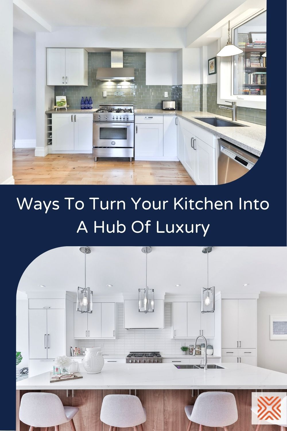 Not in love with your kitchen design? If you don't mind spending a bit more on home renovations, then you need to check our list of luxury kitchen ideas and turn your kitchen into a hub of luxury
