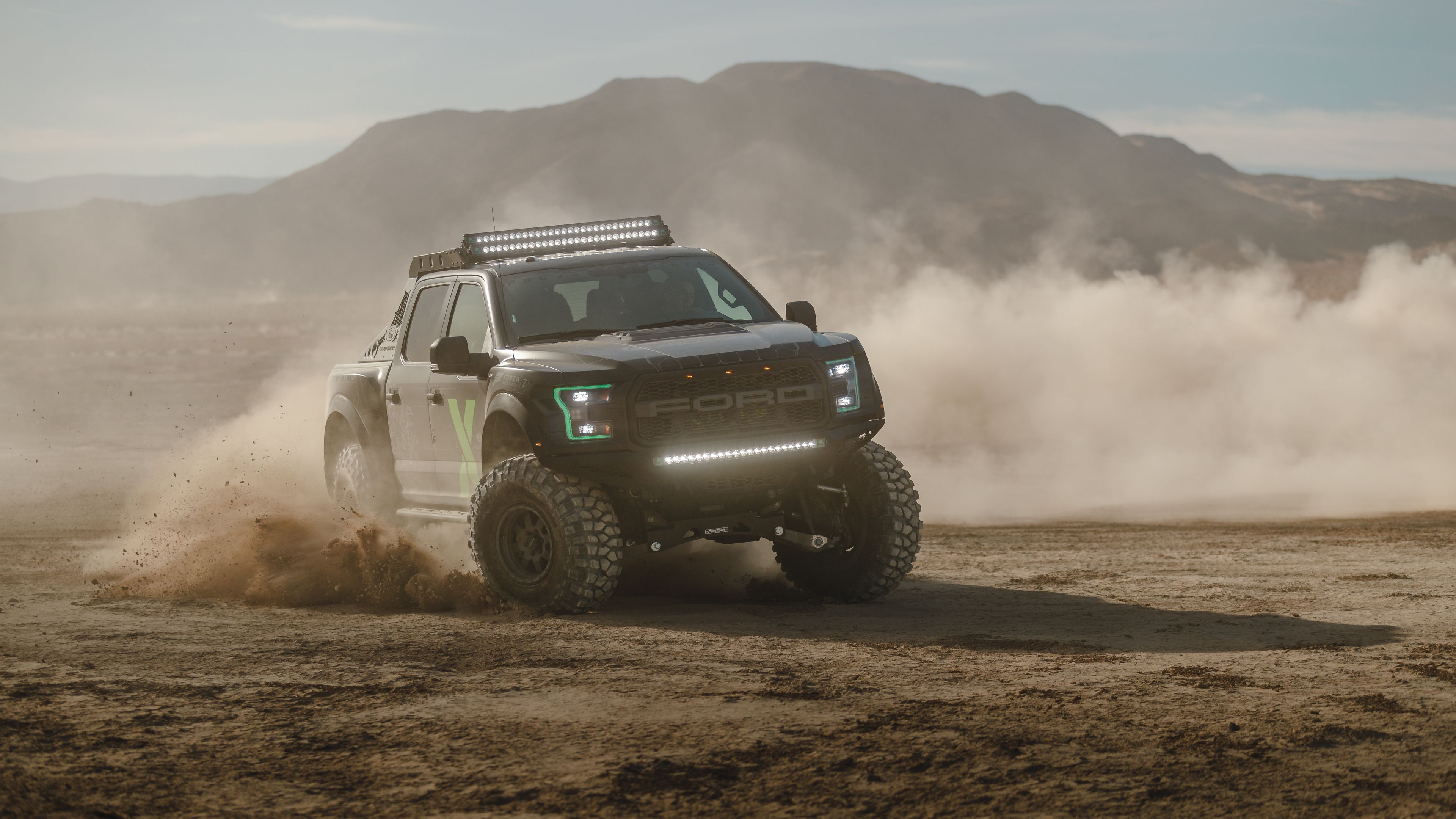 Ford F 150 Raptor Xbox One Edition 4k xbox wallpapers, hd