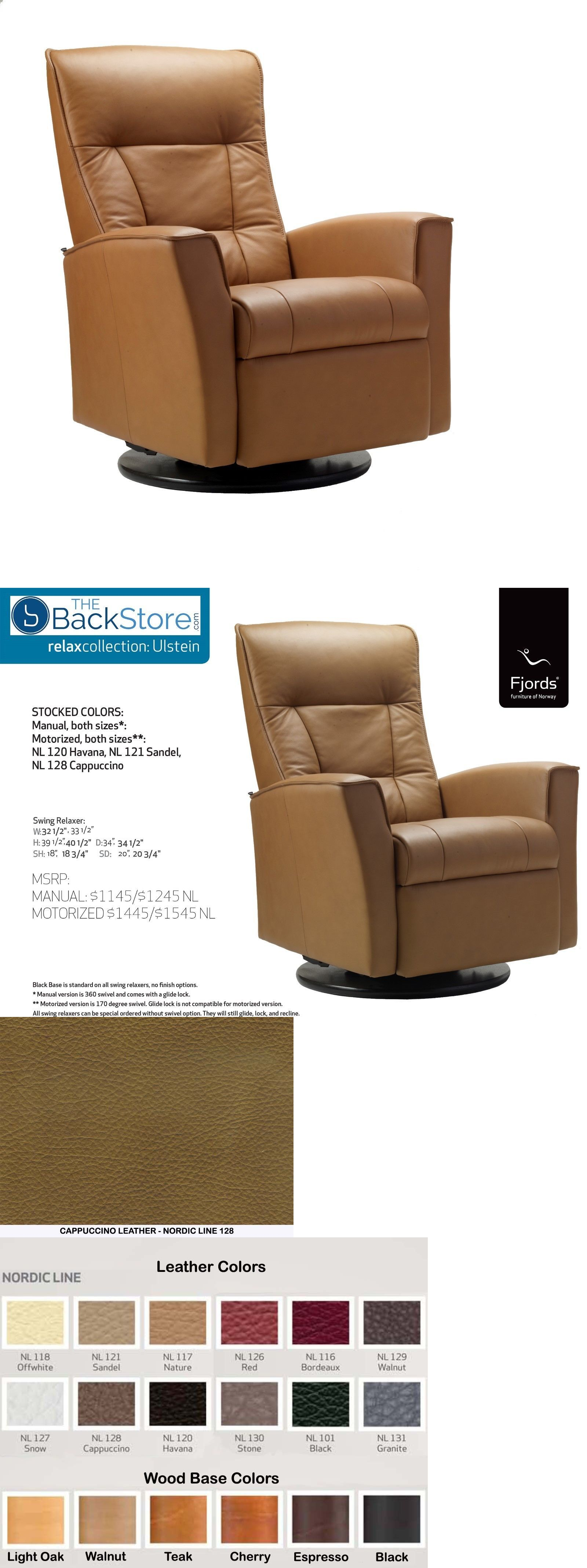 Electric Massage Chairs Fjords Ulstein Swing Relaxer Power