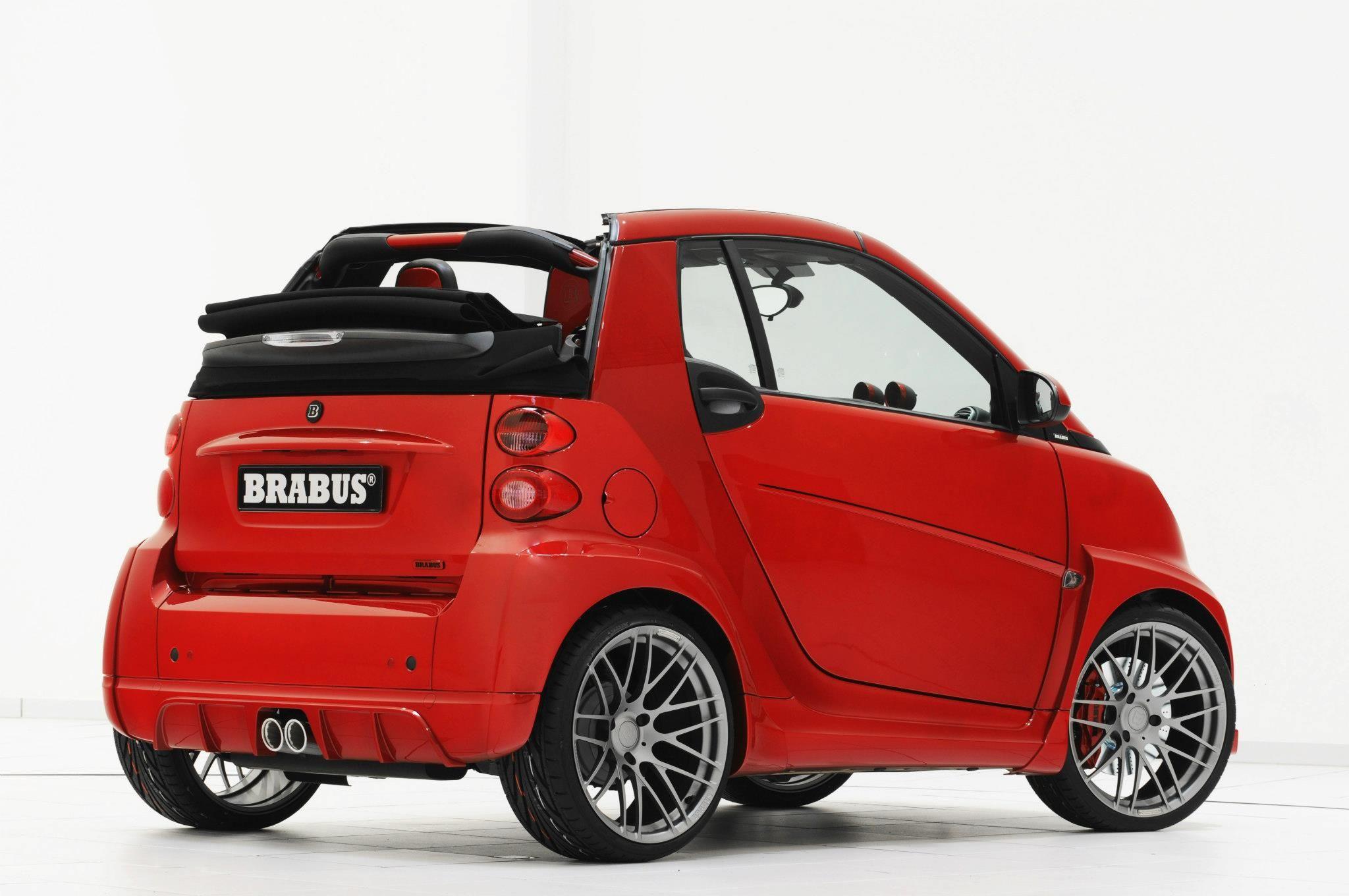 smart brabus ultimate 120