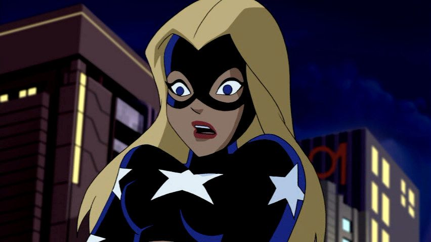 Image Result For Hot Sexy Cartoon Dc Star Spangled Girl Cartoons