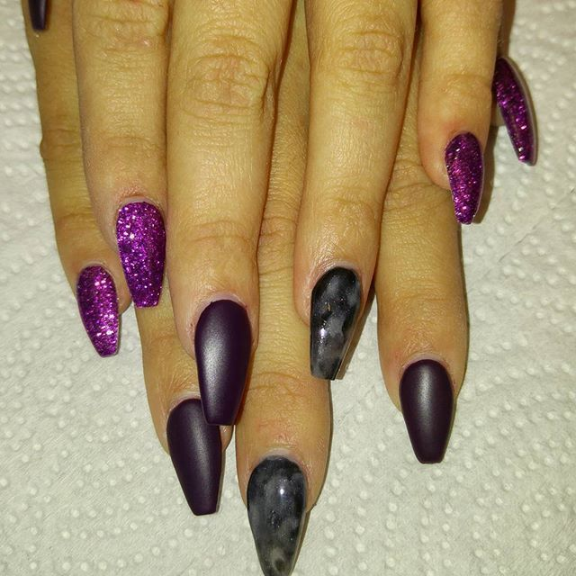 marbled coffin nails - Google Search