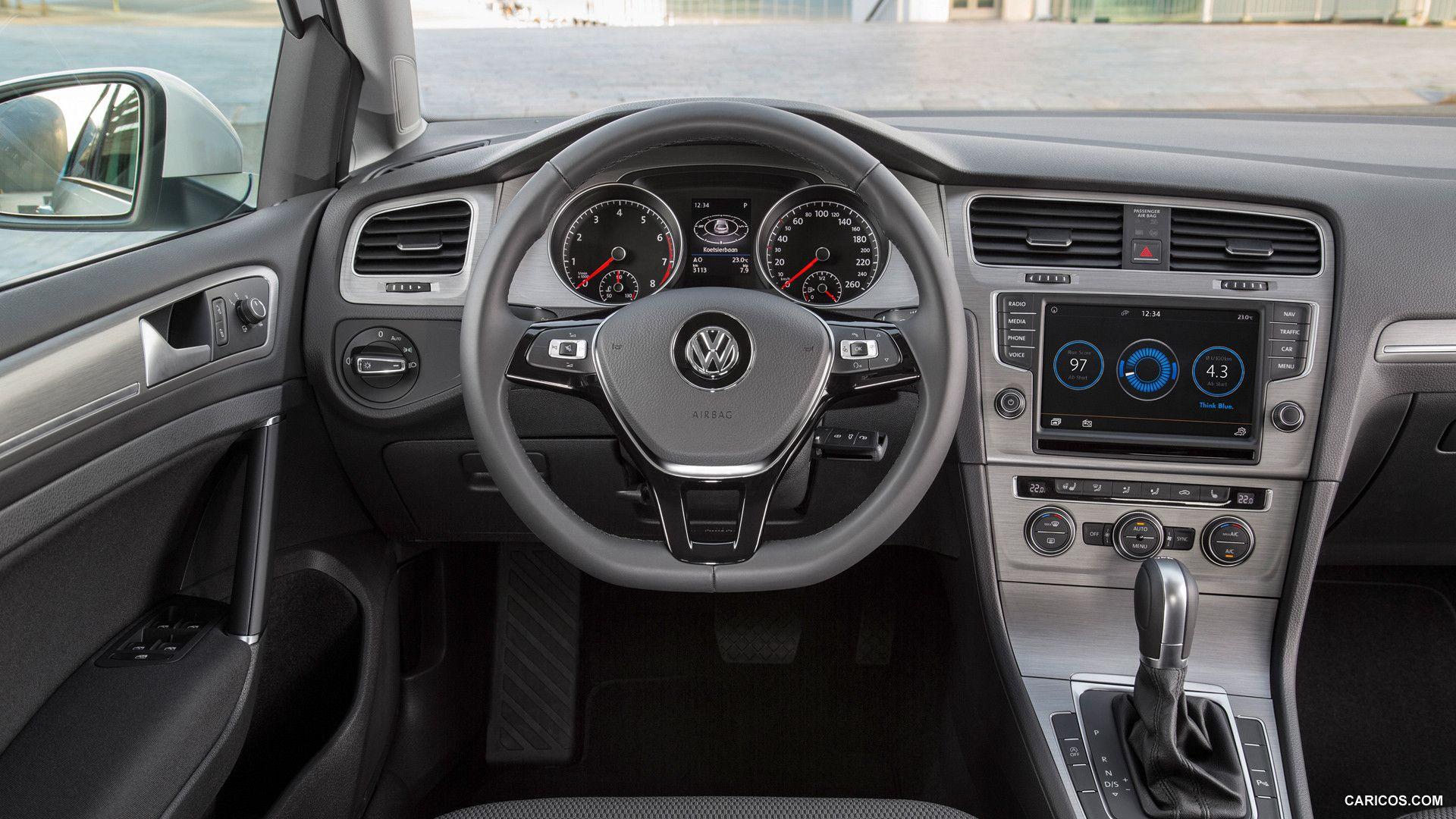 2015 Volkswagen Golf Tsi Bluemotion