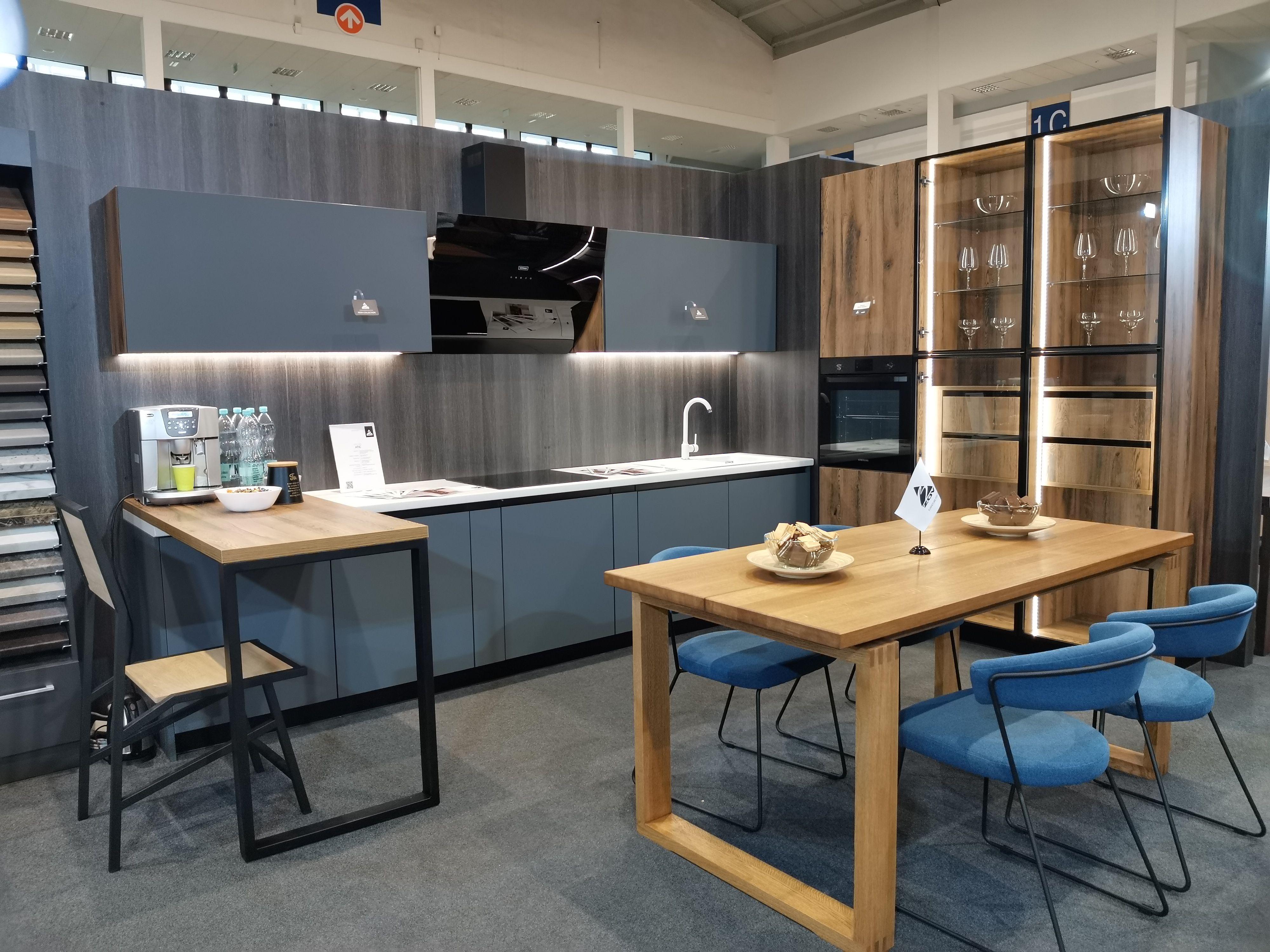 Pin By Zov Kuchnie On Realizacje Kuchnie Na Wymiar Furniture Home Decor Home