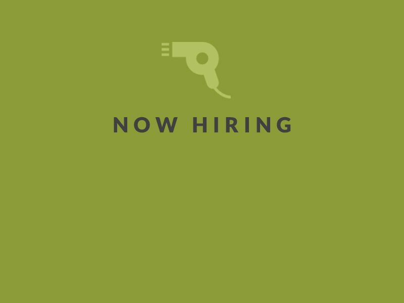Hiring experienced hairstylist Submit your resume today to, info - resume hair stylist