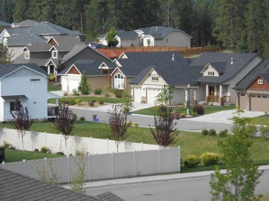 Your new neighborhood in Eagle Ridge. Spokane's premier neighborhood!