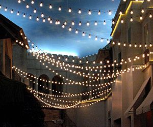 Commercial grade string lights shop indoor outdoor lighting commercial grade outdoor string lights decor lighting partylights mozeypictures Images